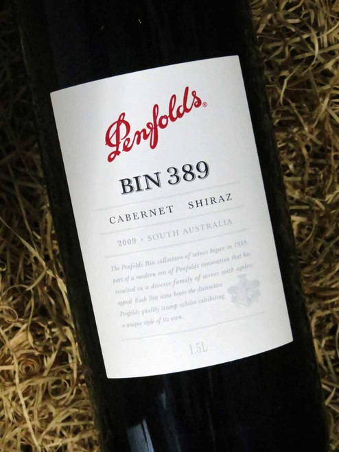 [SOLD-OUT] Penfolds Bin 389 2009 1500mL-Magnum