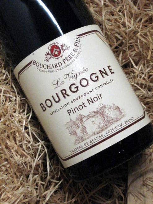 Bouchard Bourgogne La Vignee Rouge 2011