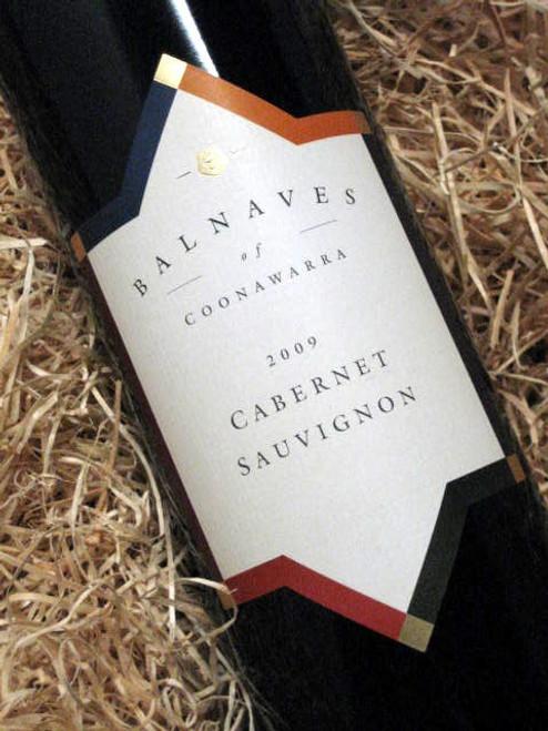 Balnaves Cabernet Sauvignon 2009