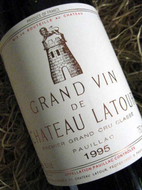 [SOLD-OUT] Chateau Latour 1995
