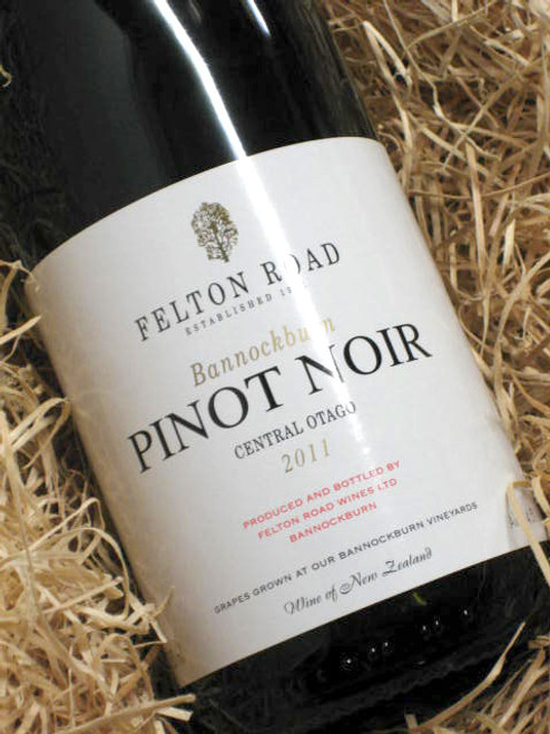 Felton Road Bannockburn Pinot Noir 2011