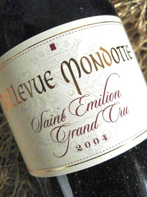 [SOLD-OUT] Chateau Bellevue Mondotte St Emilion 2004