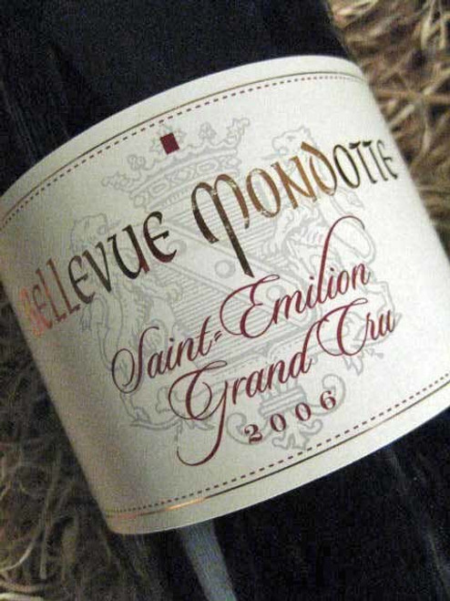 [SOLD-OUT] Chateau Bellevue Mondotte St Emilion 2006
