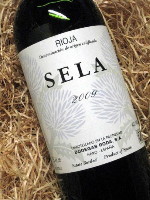 Bodegas Roda Sela Rioja 2009