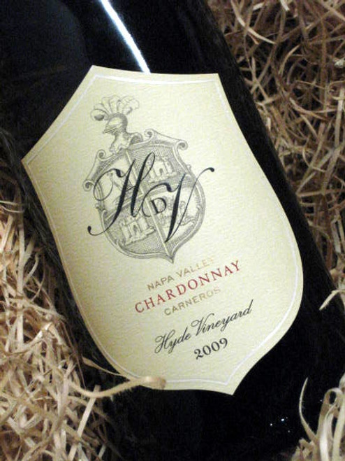 Hyde de Villaine Carneros Chardonnay 2009