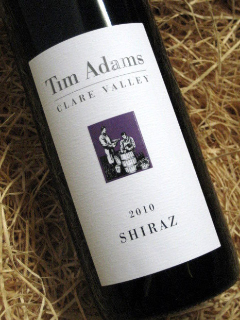 Tim Adams Shiraz 2010