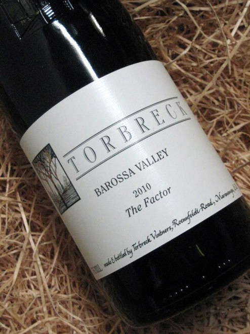 [SOLD-OUT] Torbreck The Factor Shiraz 2010