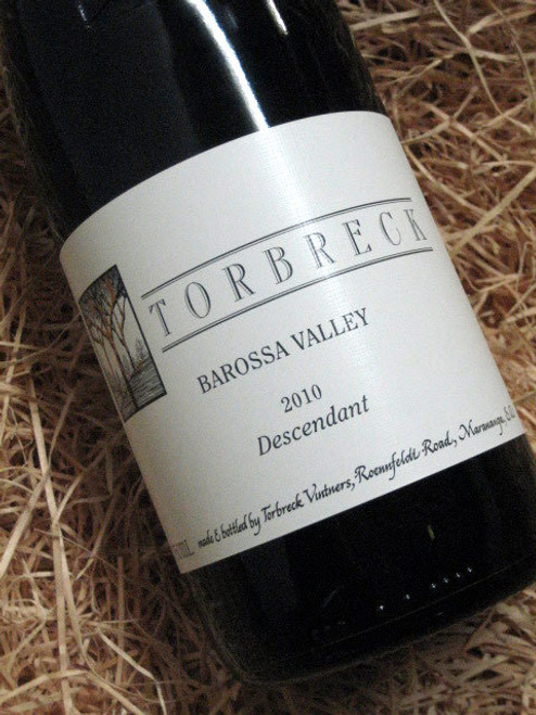 [SOLD-OUT] Torbreck Descendant Shiraz Viognier 2010