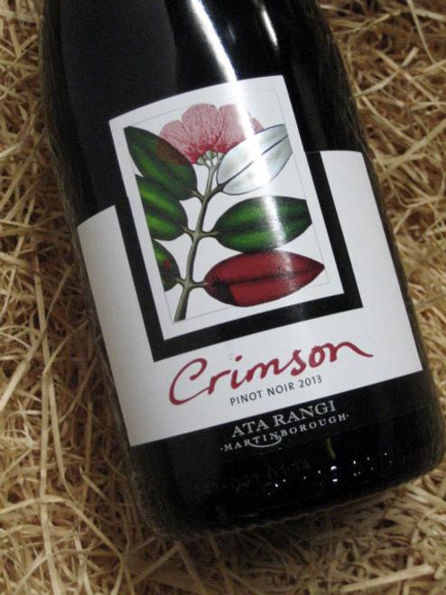 Ata Rangi Crimson Pinot Noir 2013