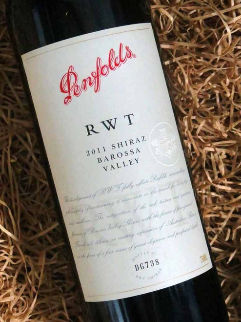[SOLD-OUT] Penfolds RWT 2011