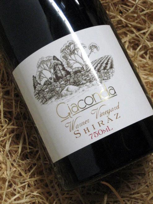 Giaconda Shiraz Warner Vineyard 2012