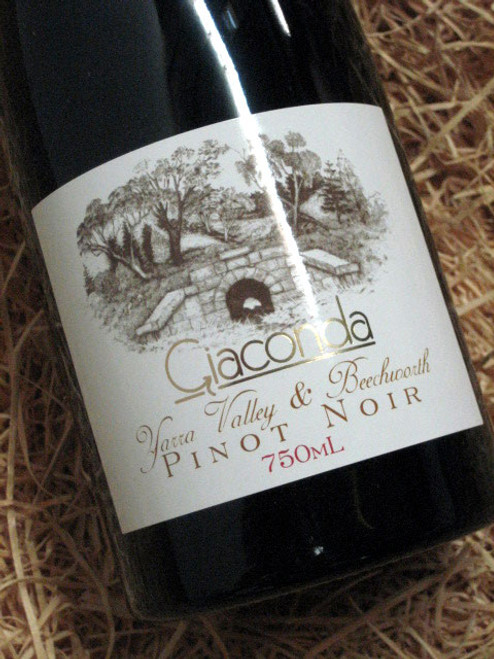 Giaconda Pinot Noir 2012 (Yarra Valley Beechworth)