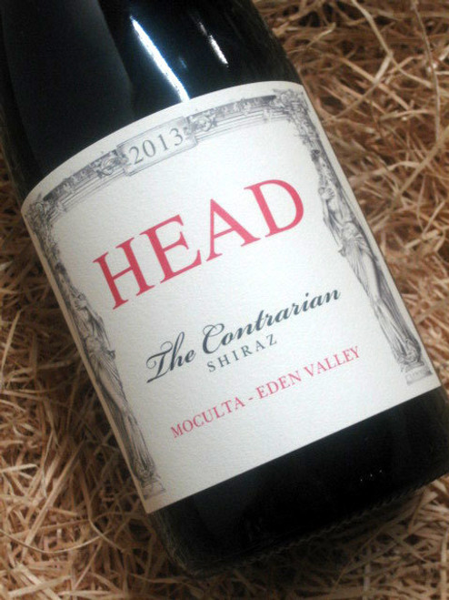 Head Wines Contrarian Shiraz 2013