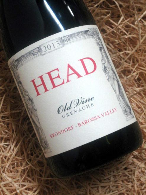Head Wines Old Vine Grenache 2013