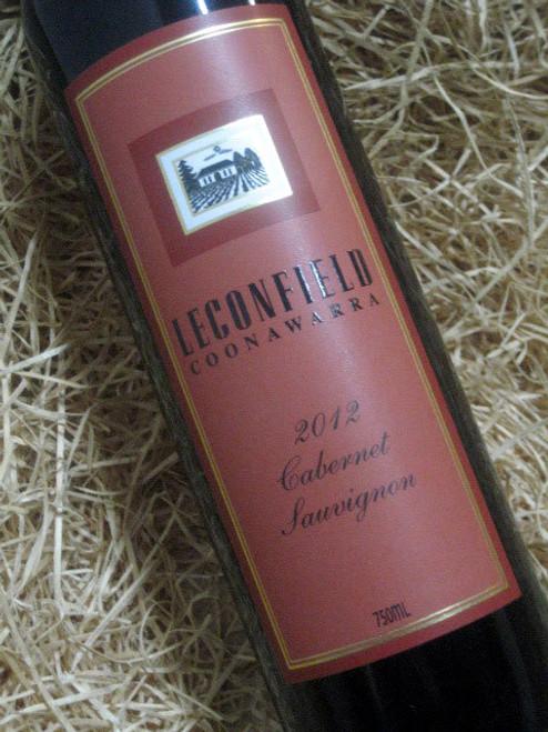 Leconfield Coonawarra Cabernet Sauvignon 2012