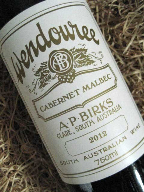 [SOLD-OUT] Wendouree Cabernet Malbec 2012