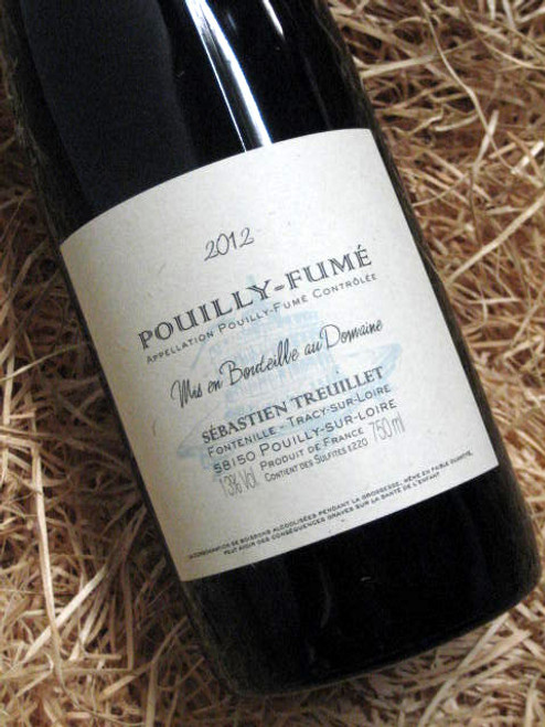 Dom Treuillet Pouilly Fume 2012
