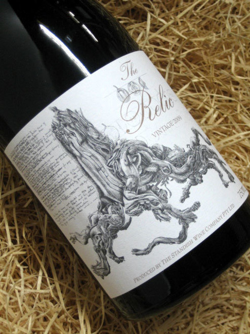 [SOLD-OUT] Standish The Relic Shiraz Viognier 2012