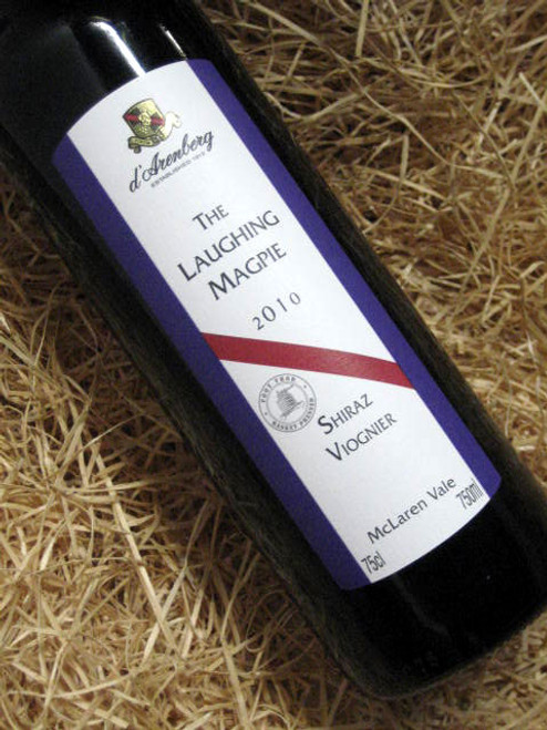 d'Arenberg Laughing Magpie Shiraz Viognier 2010