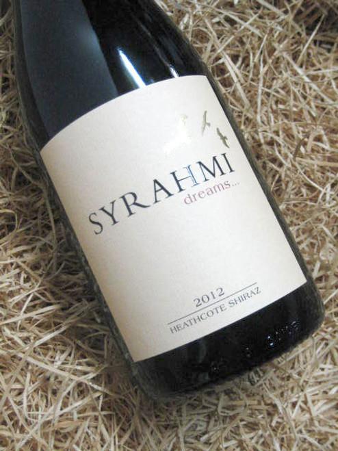 Syrahmi Dreams Syrah 2012