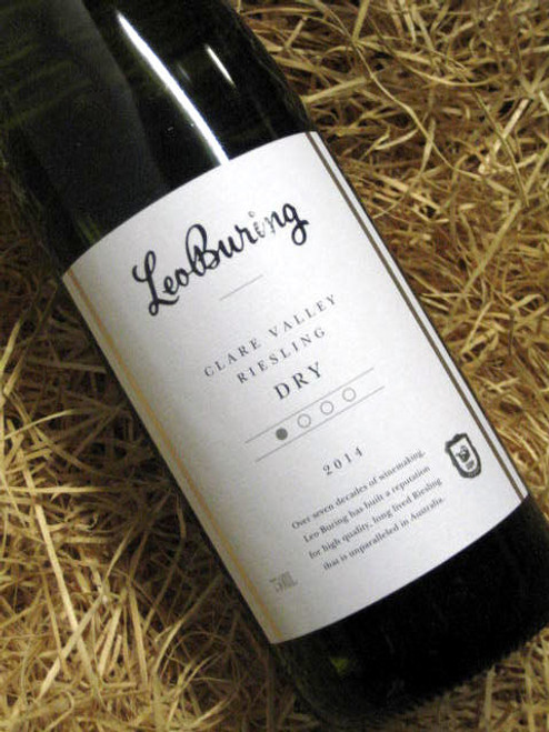Leo Buring Clare Valley Riesling 2014 Dry
