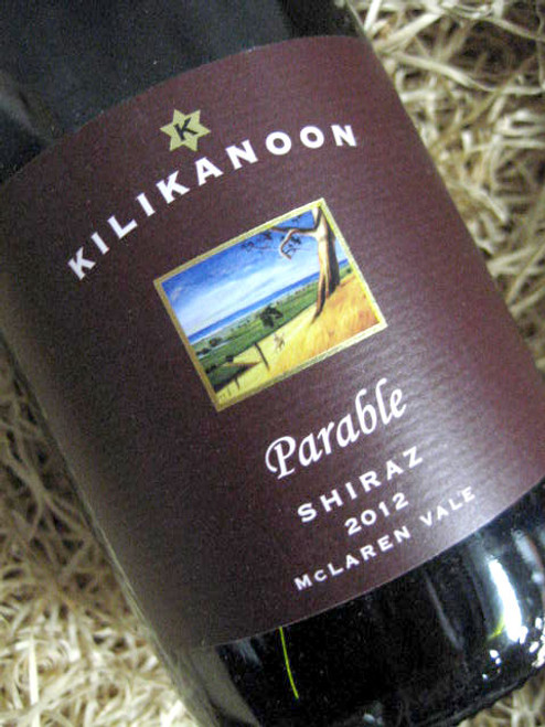Kilikanoon Parable Shiraz 2012