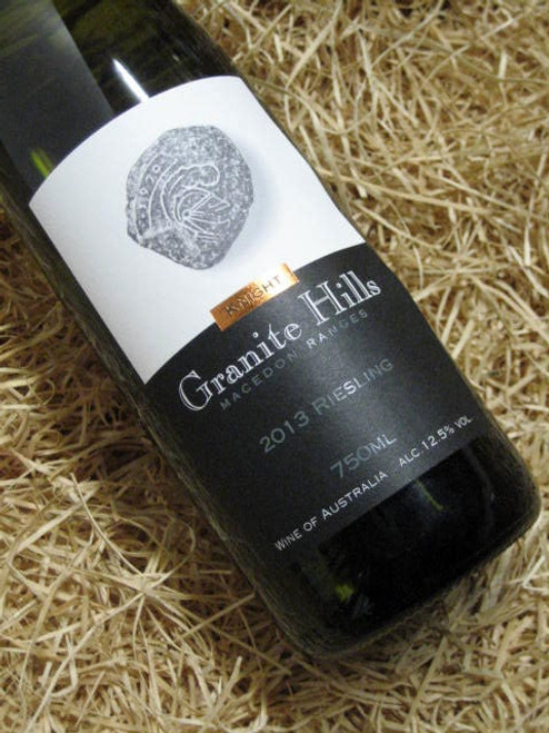 [SOLD-OUT] Granite Hills Riesling 2013