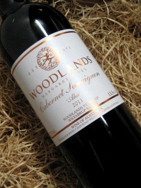 [SOLD-OUT] Woodlands Alex Reserve Cabernet Sauvignon 2011