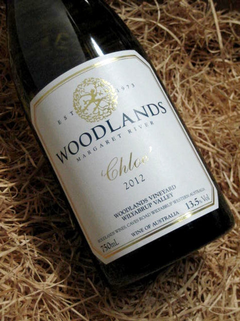 [SOLD-OUT] Woodlands Chloe Chardonnay 2012