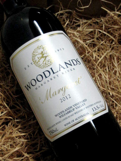 [SOLD-OUT] Woodlands Margaret Cabernet Merlot 2012