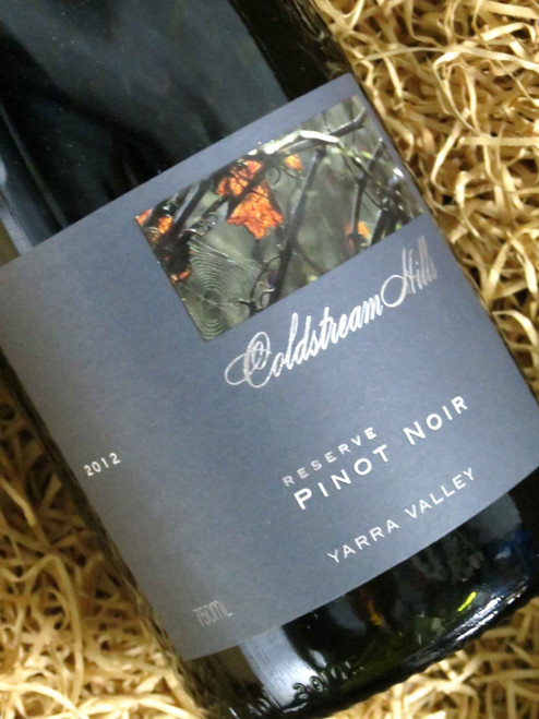[SOLD-OUT] Coldstream Hills Reserve Pinot Noir 2012