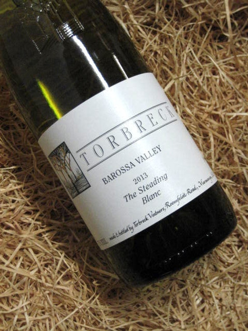 [SOLD-OUT] Torbreck Steading Blanc Marsanne Viognier Roussanne 2013