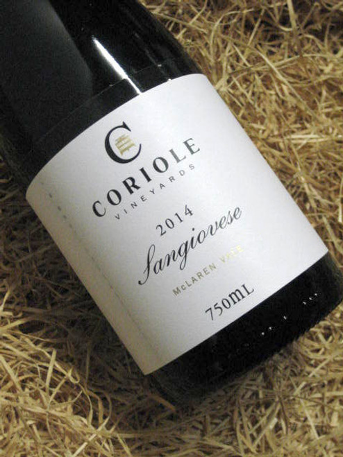 [SOLD-OUT] Coriole Sangiovese 2014