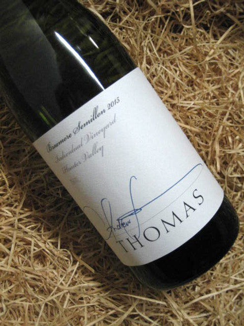 [SOLD-OUT] Thomas Braemore Semillon 2015