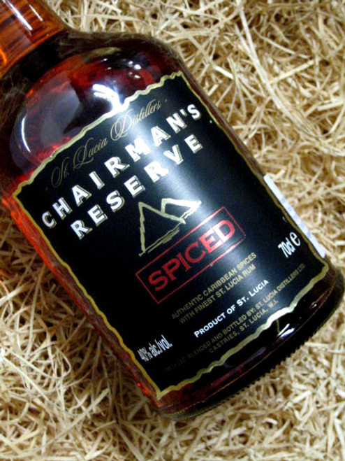 [SOLD-OUT] St Lucia Chairman's Reserve Rum