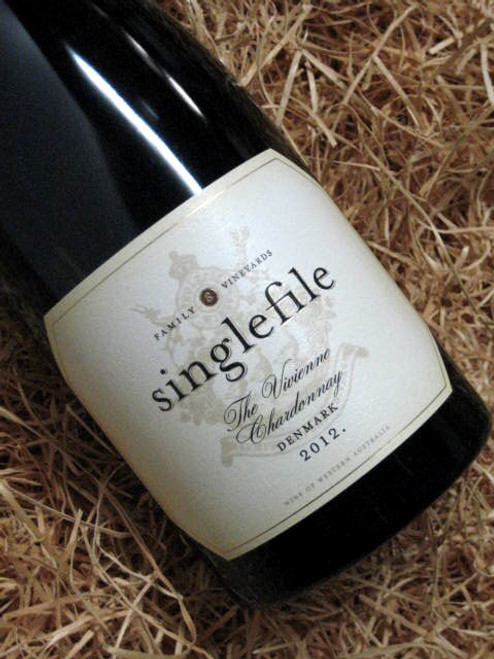 [SOLD-OUT] Singlefile 'The Vivienne' Chardonnay 2012