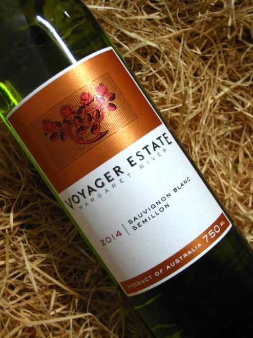 Voyager Estate Sauvignon Blanc Semillon 2014