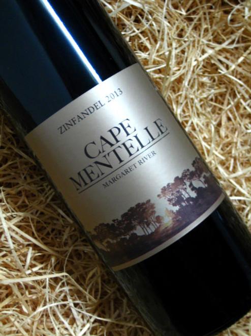 Cape Mentelle Zinfandel 2013
