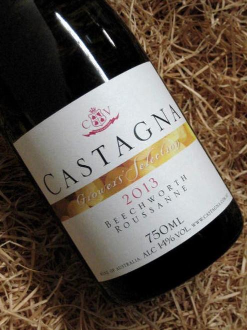 Castagna Growers' Selection Roussanne 2013