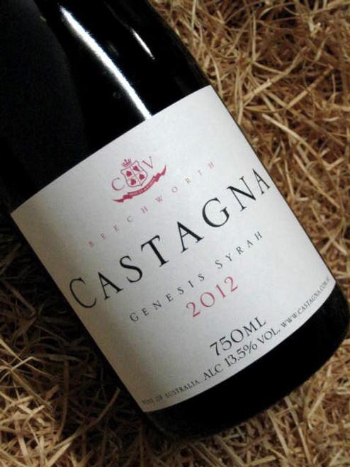 Castagna Genesis Syrah 2012
