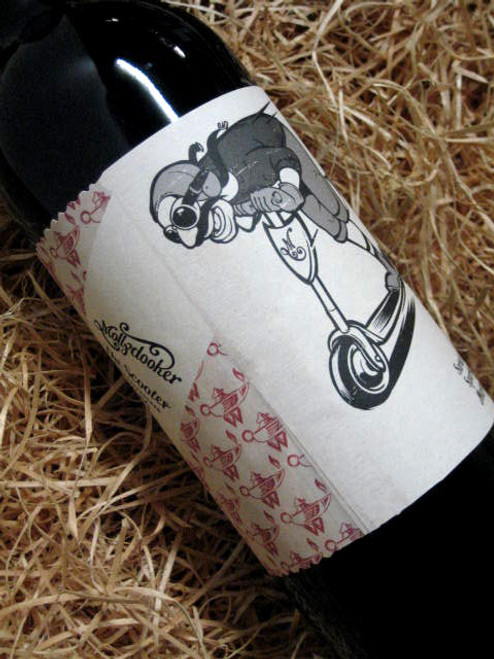 [SOLD-OUT] Mollydooker The Scooter Merlot 2013
