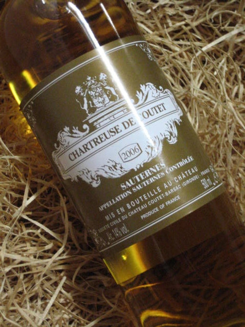 [SOLD-OUT] Chateau Coutet Chartreuse de Coutet 2006