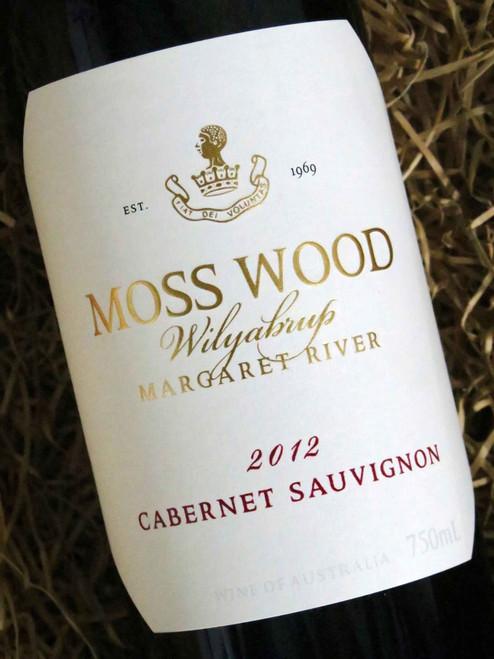 [SOLD-OUT] Moss Wood Cabernet Sauvignon 2012