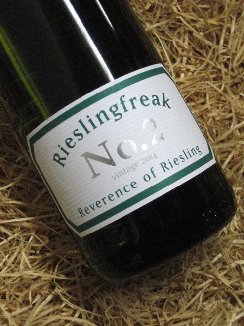 [SOLD-OUT] Rieslingfreak No. 2 Riesling 2014
