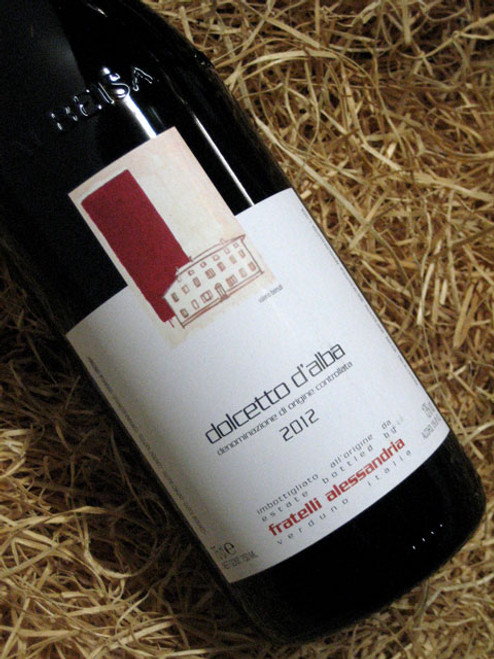[SOLD-OUT] Alessandria Dolcetto d'Alba 2012