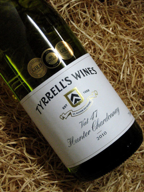 [SOLD-OUT] Tyrrell's Vat 47 Chardonnay 2010