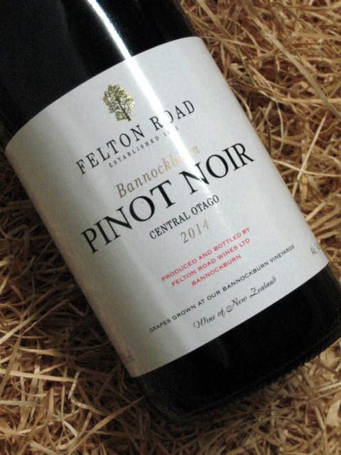 [SOLD-OUT] Felton Road Bannockburn Pinot Noir 2014