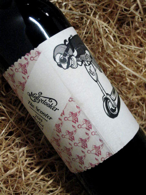 Mollydooker The Scooter Merlot 2014