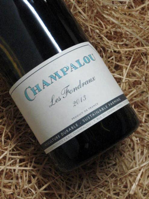 Champalou Vouvray Demi-Sec 2013