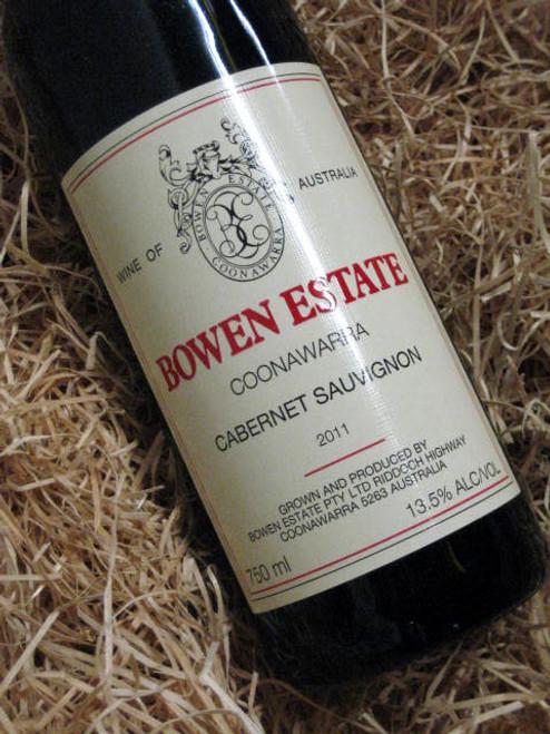 Bowen Estate Cabernet Sauvignon 2011